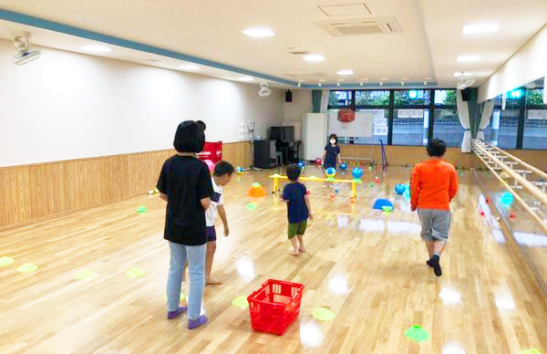 バルシューレ(ボールゲーム教室)紫光サッカークラブ